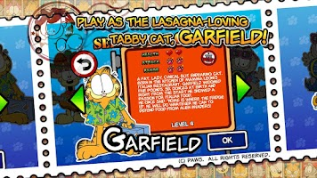 Screenshot of Garfield's Defense 2