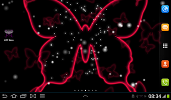 Screenshot of Live Wallpaper Neon