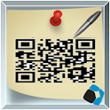 QR Note icon