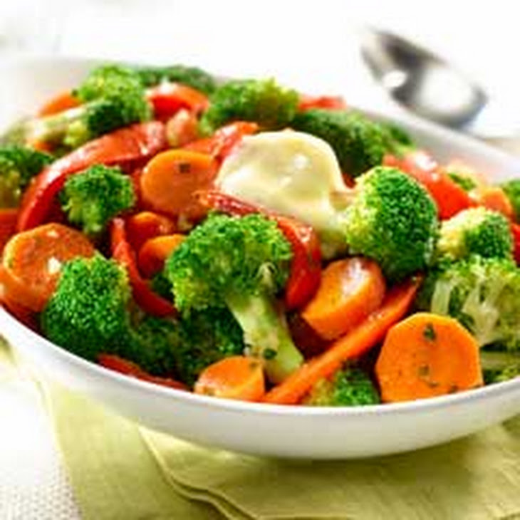 Sauteed Broccoli, Carrots & Bell Peppers Recipe | Yummly