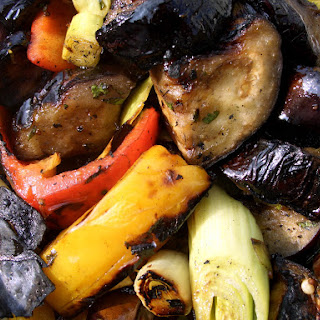 Marinated Grilled Vegetables Potatoes Recipes