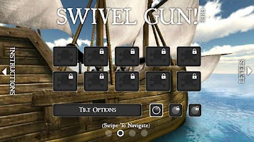 Screenshot of Swivel Gun! Deluxe