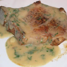 Pork Chops in Simple Garlic Sauce As I Like It!