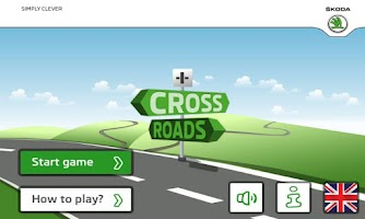Screenshot of ŠKODA Crossroads