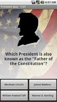 Screenshot of The Presidents - Free