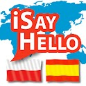 iSayHello Polish - Spanish