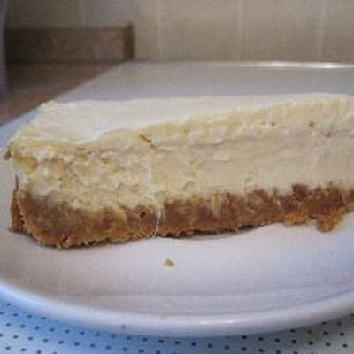 Lemon and Ginger Cheescake