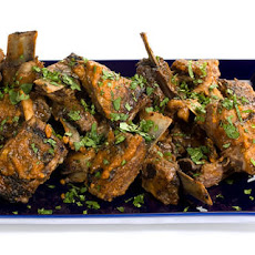 Spiced Lamb Riblets Recipe
