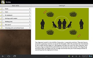 Screenshot of Gundog