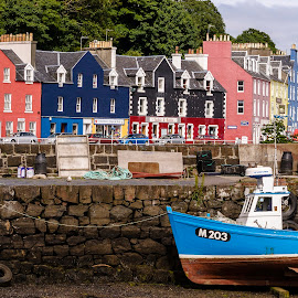Tobermory by Anders Eriksson - Transportation Boats ( scotland, tobermory,  )