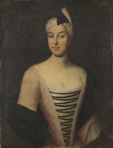 RIJKS: anoniem: painting 1740