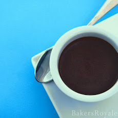 Baileys Chocolate Pot de Creme