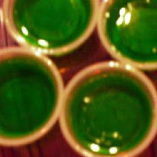 Margarita Jello Shots of the Jello Masters