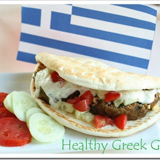 Healthy Greek Gyros