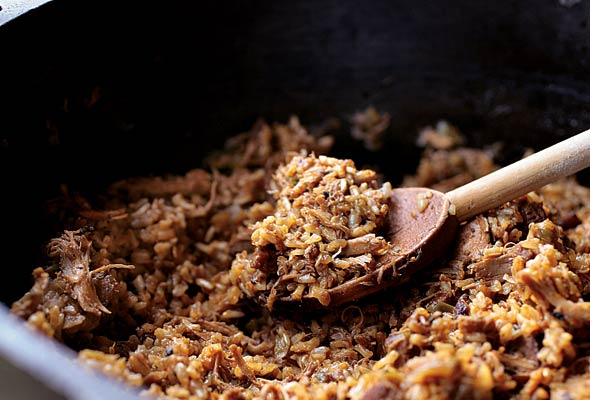 Chicken and Sausage Jambalaya Recipe