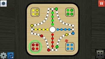 Screenshot of Real Ludo