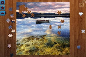 Screenshot of Boats Jigsaw Puzzles Free