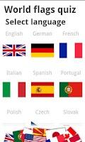 Screenshot of Logo Quiz - World Flags
