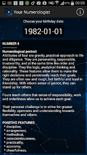 Your Numerologist - screenshot