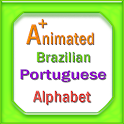 Animated Portuguese Alphabet icon