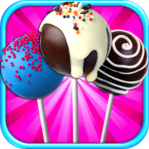 cake pop maker cooking games android apps on google play. Black Bedroom Furniture Sets. Home Design Ideas