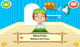 Screenshot of Marbel Belajar Puasa