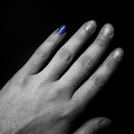 Blue Pinky Promise by Leah Lisee - News & Events Health