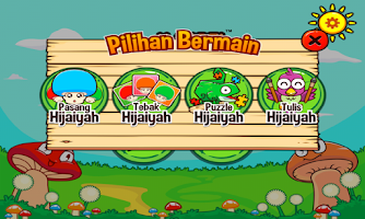 Screenshot of Marbel Belajar Hijaiyah