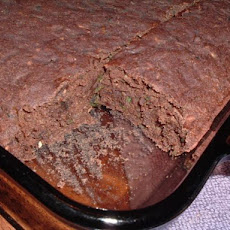 Fat Free Zucchini Brownies
