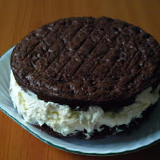 Giant Ice Cream Sandwich