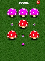 Screenshot of Mushroom Tic Tac Toe