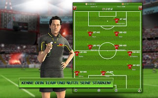 Screenshot of Fussballcup