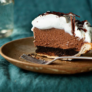 Mile-High Chocolate Pie
