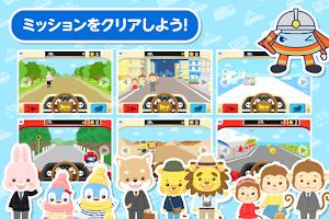 Screenshot of はたらくくるまゴーゴー 2歳から遊べる幼児・子供知育アプリ