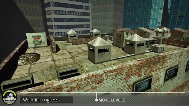 Sniper Tactical HD apk screenshot
