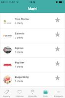 Screenshot of Kupony zniżki promocje -Droply