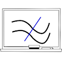 Interactive Whiteboard icon