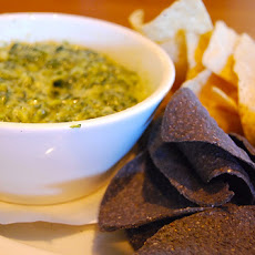 Hot Spinach and Artichoke Dip (Lower-Than-Normal-Fat)