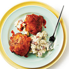 Buffalo Chicken Thighs
