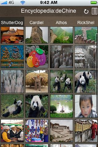 Encyclopedia de Chine China