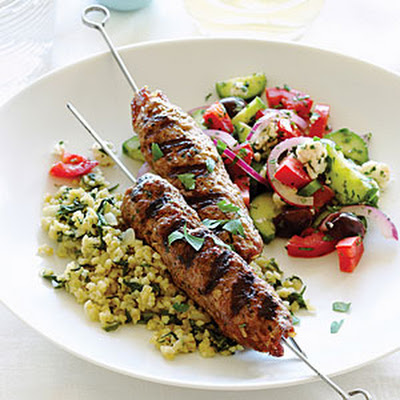 So Amazing Armenian Lula Kebabs
