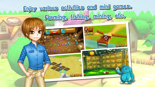 Country Life: Harvest Day - screenshot