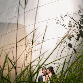 Sometimes the heart sees what is invisible to the eye. by Yansen Setiawan - Wedding Other ( creative, art, losangeles, illusion, love, framing, yansensetiawanphotography, fineart, prewedding, d800, wedding, lifestyle, la, photographer, yansensetiawan, nikon, yansen, engagement )