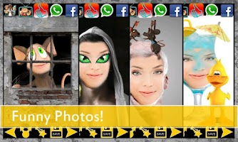 Screenshot of Fun Photo Booth: Pro Effects