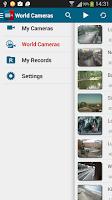 Screenshot of RTSP Player (IP Cam Viewer)