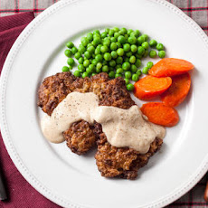 Chicken-Fried Steak with Country Gravy