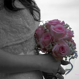 by Brian Hufstetler - Wedding Bride