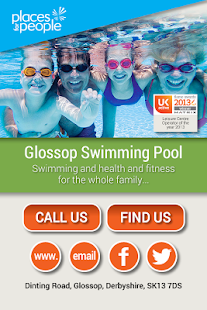Glossop Swimming Pool - screenshot