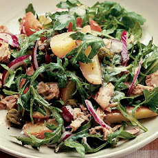 Tuna & Red Onion Salad