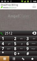 Screenshot of Angel Dialer Pro